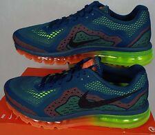 New Mens 11.5 NIKE Air Max 2014 Night Factor Run Shoes $180 621077-308