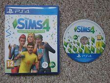 Sony PS4 Playstation 4 Juego-Edición de los Sims 4 Deluxe