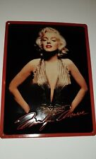 Blechschild 20x30 Marilyn Monroe Hollywood Stern US Filmstar Kneipe Bar Schild