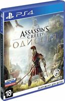 *NEW* Assassin's Creed Odyssey (PS4, 2018) English, Russian