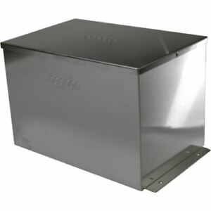 OBP Aluminium Battery Box with Lid For Road/Race/Rally