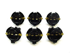 "6 Instrument Panel 5/8"" Twist In Sockets Cluster Light Bulb Dashboard 194 GM"