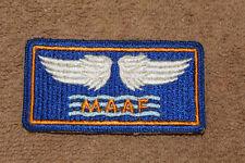 Original WW2 U.S. Army Air Forces (AAF) Mediterranean Air Force Uniform Patch