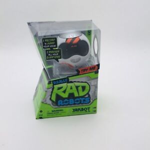 Really Rad Robots Yakbot (White) NEW EXPEDITED SHIPPING