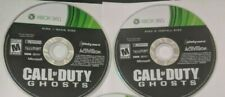 XBOX 360 Call of Duty Ghosts DISCS ONLY