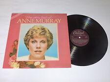 ANNE MURRAY - The very best of - 1981 UK 16-track vinyl LP