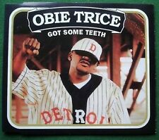 Obie Trice Got Some Teeth Enhanced ft. 50 Cent CD Single