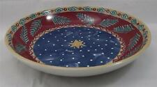 Villeroy & and Boch Gallo CHRISTMAS bowl 20cm excellent