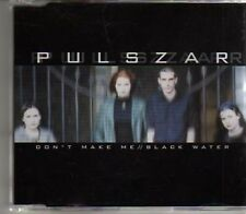 (AG161) Pulszar, Don't Make Me / Black Water - DJ CD