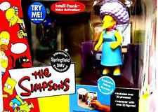 Simpsons TV Springfield  DMV & Selma Bouvier Box Set New Homer Bart  .