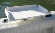 "Bait board for Rod Holder,  Rail, Cooler or dock mount 14"" x 24"""