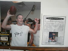 Brett Favre Signed Autographed Green Bay Packers NFL 421 TD Record Photo