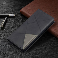 Flip Case For Samsung S20 S21 Ultra A52 A21S A40 Leather Magnetic Cover