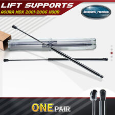 2x Hood Front Lift Supports Shock Struts Props Arms for Acura MDX 2001-2006 6332