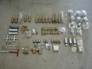 LOT OF Faucet Stems/parts for Price Pfister Tub & Shower, Mixet, Others, tools
