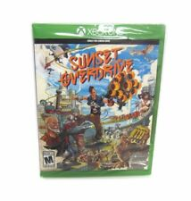 Sunset Overdrive (Microsoft Xbox One, 2014) BRAND NEW SEALED FREE SHIPPING