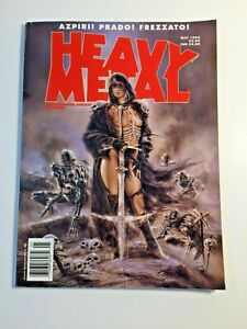 Heavy Metal - The Illustrated Fantasy Magazine - May 1993