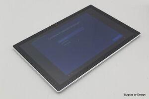 "Microsoft Surface Pro 6 KJT-00001 12.3"" 256GB Platinum Tablet"