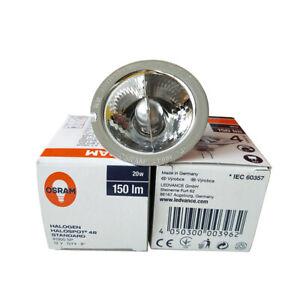 OSRAM 41900SP Aluminum Reflective Lamp 12V20W 8° Spotlight GY4 Instrument Light
