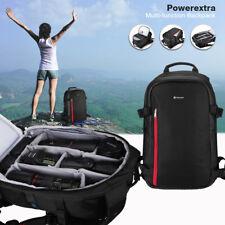 Large DSLR Camera Backpack Laptop Travel Bag Hiking Bag for Canon 60D Nikon Sony