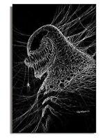 Venom 33 Webhead Pat Gleason Virgin VARIANT 1500 Pre-Sale NM Amazing Spiderman