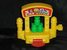 Fisher Price Little People Carnival Circus Fun Park Game Booth Stand NEW