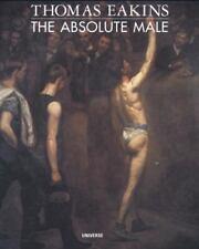 THOMAS EAKINS Nudist vtg 1900s MALE NUDE ART OIL Figure Study Boxer Physique gay