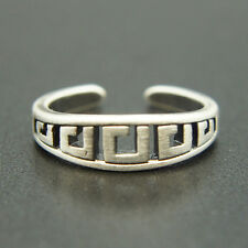 Ancient Silver vintage classy antique style ring suit size 5 6 7 8 9