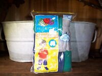 FRUIT OF THE LOOM TODDLER BOYS BOXER BRIEFS SIZE 4 T 3 PACK KIDS UNDERWEAR NEW