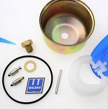Genuine Walbro LMT Carburetor Kit Inlet Needle Retaining Pin Bowl Float  WA52