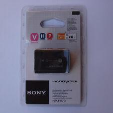 NP-FV70 Fr Sony CX180 XR160 CX700 PJ10 PJ30 PJ50 CX550E XR150E SR68E CX350E 550E