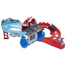 Playskool Heroes Transformers Rescue Bots Flip Racers Chomp Chase Raceway Age 3+