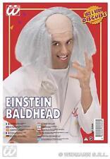 Mad Professor Scientist Einstein Wig Mad Man Halloween Fancy Dress