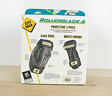 Skateboard Rollerblade Safety Hand & Knee Protective Guards Adult Large New
