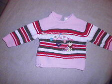 Baby-Pullover Strick Gr.68 Disney at C&A ***TOP***