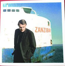 """ADAMO - SUPERBE CD PROMO """"ZANZIBAR"""" - POCHETTE OUVRANTE FORMAT 45T"""