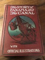 The Story Of Panama And The Canal (1907)