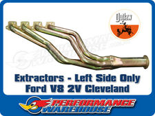 OUTLAW EXHAUST EXTRACTORS (LEFT SIDE ONLY) FORD 2V 302-351C XW XY XA XB XC