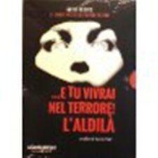... E TU VIVRAI NEL TERRORE! L'ALDILA' DVD di Lucio Fulci