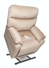 Mega Motion Cloud Three-Position Reclining Lift Chair - Camel