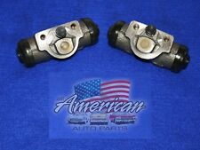 JEEP 1997-1998 Wrangler with Anti-Lock Brakes 2x Rear Wheel Cylinders (Pair)