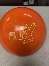 900 Global Flux Pearl bowling ball 15 LB Used Less Than 5 Games