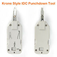 1pcs Krone Style IDC Cable Punch Down Tool Network Phone Panel Module Cat5e Cat6