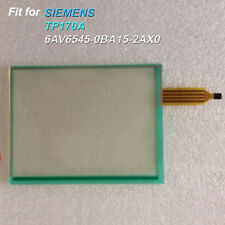 Touch Screen Glass for SIEMENS TP170A 6AV6545-0BA15-2AX0, 6AV6 545-0BA15-2AX0