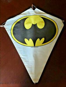 Vintage 1972 DC Comics Batman Logo Paper Kite Old Unsold Unopened New Old Stock