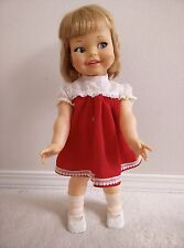"Vintage IDEAL TOY ""Giggles"" doll - 1966"
