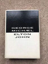 George Michael, Elton John – Don't Let The Sun Go Down On Me - Promo CD/VHS set