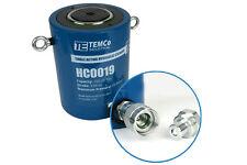 "TEMCo HC0019 - Hydraulic Cylinder Ram Single Acting 100 TON 4"" Inch Stroke"