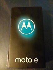 "Motorola Moto E (2020) - 32gb - 6.2"" - Blue - Sprint -T Mobile?- Brand New"