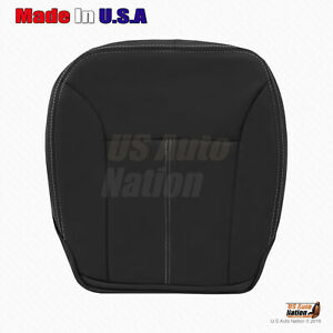 2007 2008 2009 Mercedes Benz GL550 Driver Bottom Replacement Leather Cover Black